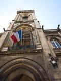 Angouleme urząd miasta Fotografia Royalty Free