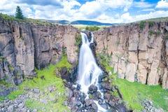 A angra clara norte cai em Creede Colorado Imagens de Stock