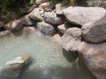 Angra da cachoeira Imagens de Stock Royalty Free