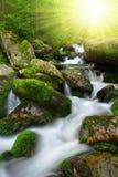 Angra da montanha Foto de Stock Royalty Free