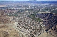 Angra de La Quinta, Califórnia Fotografia de Stock