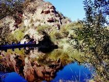 Angra de Malibu imagens de stock royalty free
