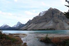 Angra do lago bow Imagem de Stock