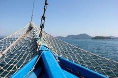 Angra dos Reis and Ilha Grande are tourist destinations in Rio de Janeiro Royalty Free Stock Image
