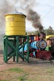 Angra e Victor Narrow Gauge Railroad do aleijado Foto de Stock Royalty Free