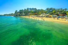 Angra Malibu de Paradise fotos de stock royalty free