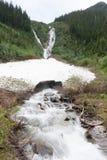 Angra nas montanhas - imagem conservada em estoque Foto de Stock Royalty Free