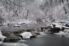 Angra no inverno Imagens de Stock Royalty Free