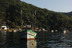 Angrados Reis en Ilha Grande is toeristenbestemmingen in Rio de Janeiro Royalty-vrije Stock Fotografie