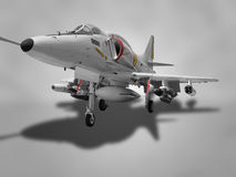 Angriffs-Flugzeuge Lizenzfreie Stockfotografie