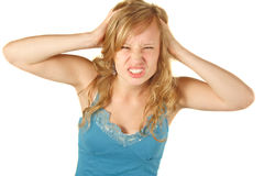 Angry  Royalty Free Stock Images