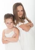 angry beacon port sea sisters twins Στοκ φωτογραφίες με δικαίωμα ελεύθερης χρήσης