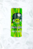 Angry birds drink can Royalty Free Stock Photos