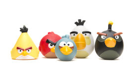 Angry birds Royalty Free Stock Photography