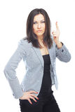 Angry boss Royalty Free Stock Images