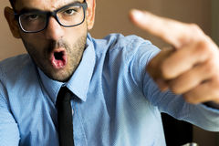Free Angry Boss Stock Images - 95597434