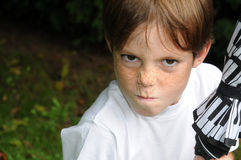 Free Angry Boy Stock Images - 22798284