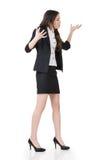 angry businesswoman Στοκ φωτογραφίες με δικαίωμα ελεύθερης χρήσης