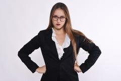 angry businesswoman Στοκ φωτογραφία με δικαίωμα ελεύθερης χρήσης