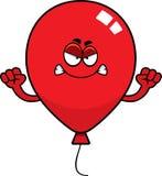 Angry Cartoon Balloon Stock Photo