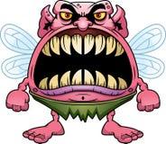 Angry Cartoon Fairy Stock Photos