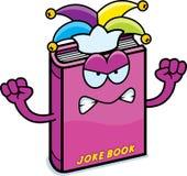 Angry Cartoon Joke Book Stock Photos