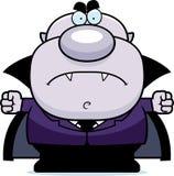 Angry Cartoon Vampire Royalty Free Stock Photos
