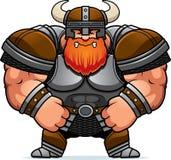 Angry Cartoon Viking Stock Photos