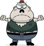 Angry Cartoon Zombie Stock Photos