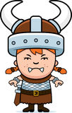 Angry Child Viking Stock Photos