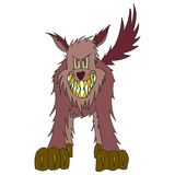 Angry Dog Royalty Free Stock Photo