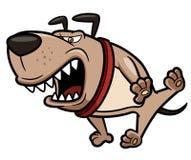 Angry Dog. Vector illustration of Angry Dog Royalty Free Stock Image