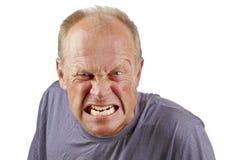 Angry man Stock Photos