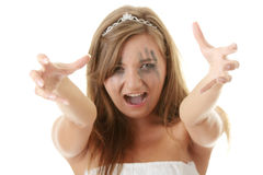 Angry princes Royalty Free Stock Images