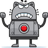 Angry Robot Cat Royalty Free Stock Photos