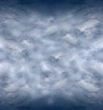 Angry Stormy Sky Storm Cloud Background Graphic royalty free stock photography