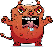 Angry Ugly Devil Stock Photos