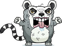 Angry Ugly Lemur Stock Images