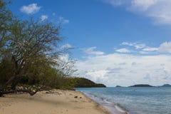 angthong国家公园海运泰国视图 免版税库存图片