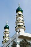 Angthong省的清真寺 免版税库存图片