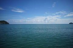 angthong εθνική όψη της Ταϊλάνδης θάλασσας πάρκων Στοκ Φωτογραφίες