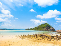 angthong εθνική όψη της Ταϊλάνδης θάλασσας πάρκων Στοκ Φωτογραφία