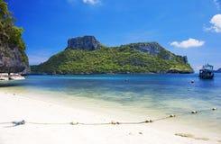 angthong θαλάσσιο πάρκο Ταϊλάνδη Στοκ φωτογραφία με δικαίωμα ελεύθερης χρήσης