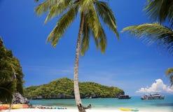 angthong θαλάσσιο πάρκο Ταϊλάνδη Στοκ εικόνες με δικαίωμα ελεύθερης χρήσης