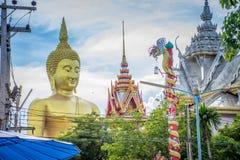 Angthong de Wat Muang fotos de stock royalty free
