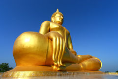 Angthong de Watmuang en Thaïlande Photos libres de droits