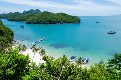 Angthong-Insel Lizenzfreie Stockbilder