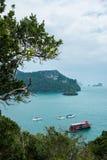 Angthong islands Stock Image