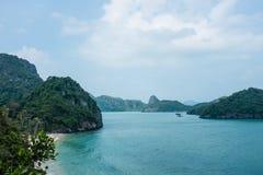 Angthong islands Stock Photos