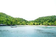 angThong Krajowy Morski park Obraz Stock